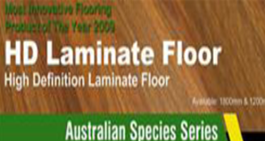 HD Laminate Floor