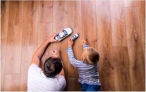 Perth SPC Hybrid Waterproof Flooring